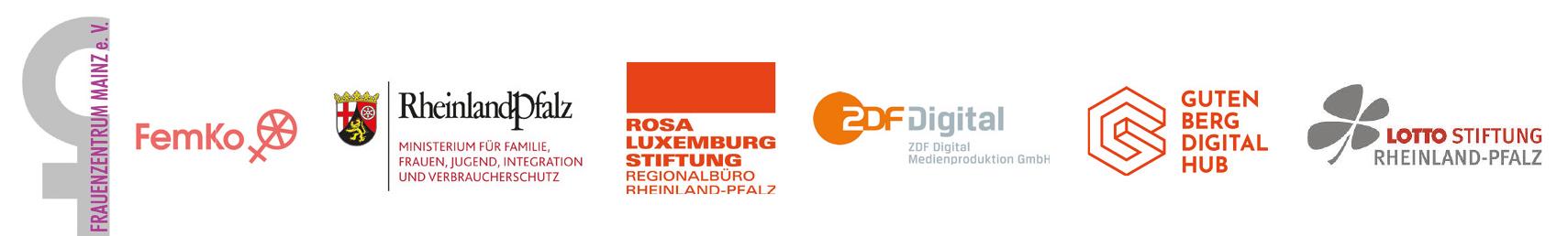 Logos aller Kooperationspartner